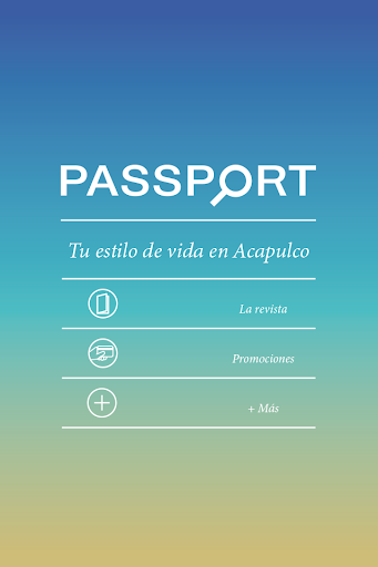 Passport Acapulco