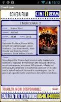 Screenshot of Webtic CineDream Cinema
