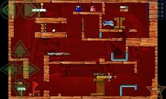 Screenshot of Fish Fillets
