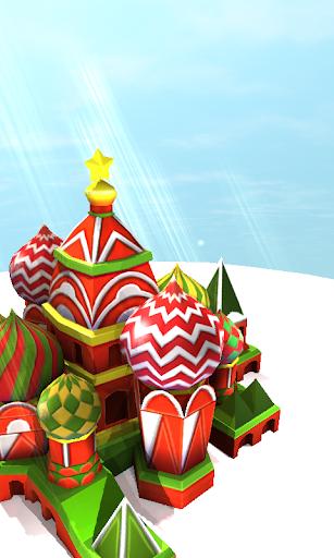 聖巴索大教堂3D動態壁紙免費