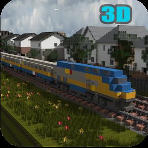 Train Simulator mine city free for PC and MAC