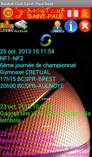 Basket Club Saint-Paul Rezé
