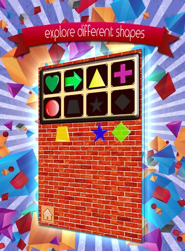 Kids Game - Learning Shapes