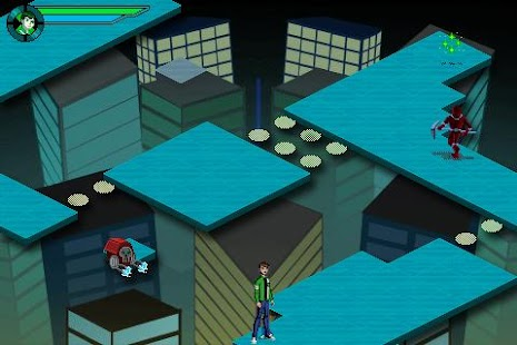 Ben 10 Ultimate Alien AA - screenshot thumbnail