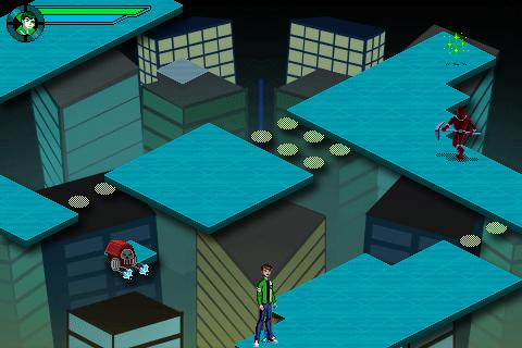 Ben 10 Ultimate Alien AA - screenshot