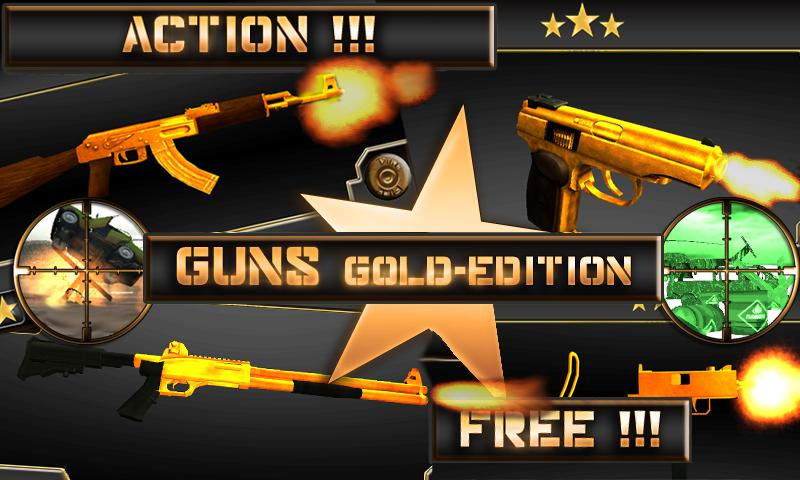 Guns - Gold Edition - screenshot