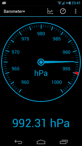 Barometer Altimeter DashClock Apk apps 1