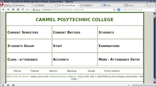 Carmel Polytech College