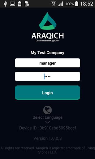 Araqich - P.O.S. Manager