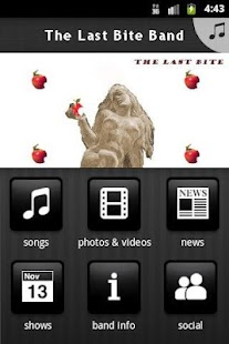 The Last Bite Band- screenshot thumbnail