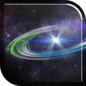 Abstract Galaxy Live Wallpaper icon