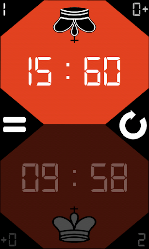 Checkonaut Chess Clock