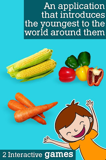 Montessori vegetables
