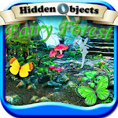 Hidden Object Fairy Forests