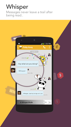 BeeTalk apk screenshot