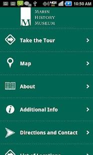 Marin History Museum - screenshot thumbnail