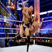JohnCena Vs Rock Fight Game