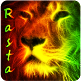 Rasta King Lion Animated LWP