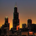 Project Skyline 3D: Chicago logo