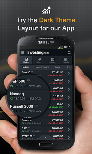 Stocks, Forex, Futures & News v3.4.41 [Unlocked]