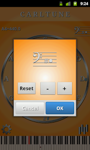 CarlTune - Chromatic Tuner- screenshot thumbnail