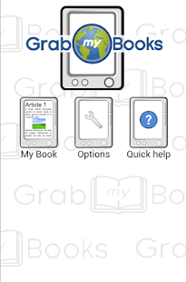 GrabMyBooks- screenshot thumbnail