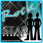 Rock Star- Match 3 kids Game icon
