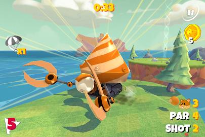 Boom Boom Hamster Golf Screenshot 2