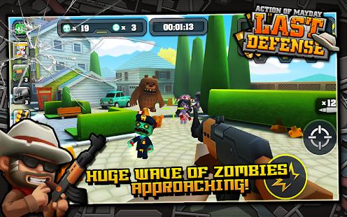Action of Mayday: Last Defense- screenshot thumbnail