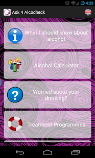 Ask 4 Alcocheck- screenshot thumbnail