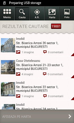 Monumente Romania - screenshot
