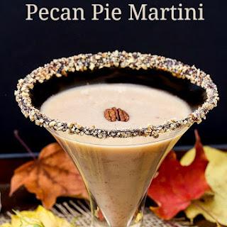 Pecan Pie Martini.