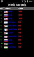 Screenshot of World Counter