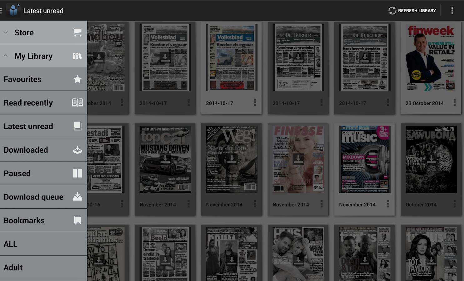 My Subs + - screenshot