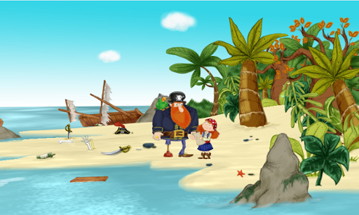 Alizay pirate girl lite