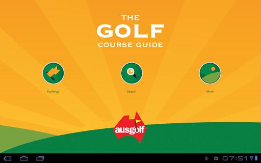 Golf Course Guide Aust Edition  screenshots 6