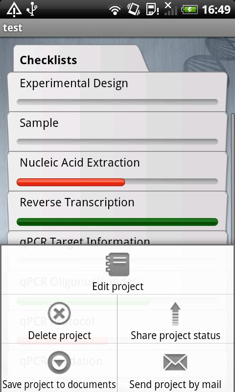 MIQE qPCR - screenshot