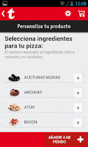 Telepizza screenshot 3