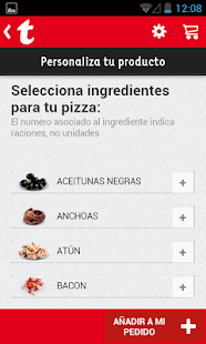 Telepizza- screenshot thumbnail