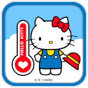 Hello Kitty Weather Widget logo