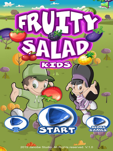 Fruity Salad Kids X Full