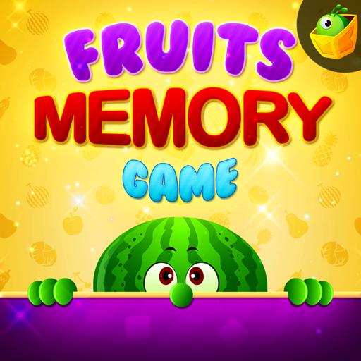Fruits Memory Match Game 紙牌 LOGO-阿達玩APP