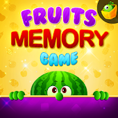 Fruits Memory Match Game