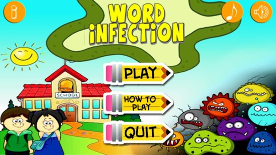 Word Infection