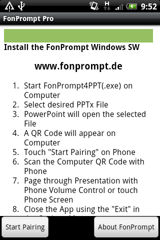 PowerPoint Remote Control PRO