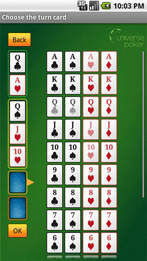 how to play texas 7 card holdem calculator