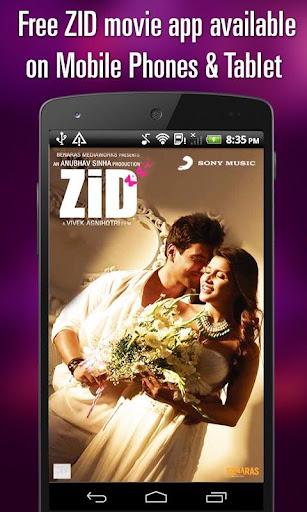 Zid Movie Songs