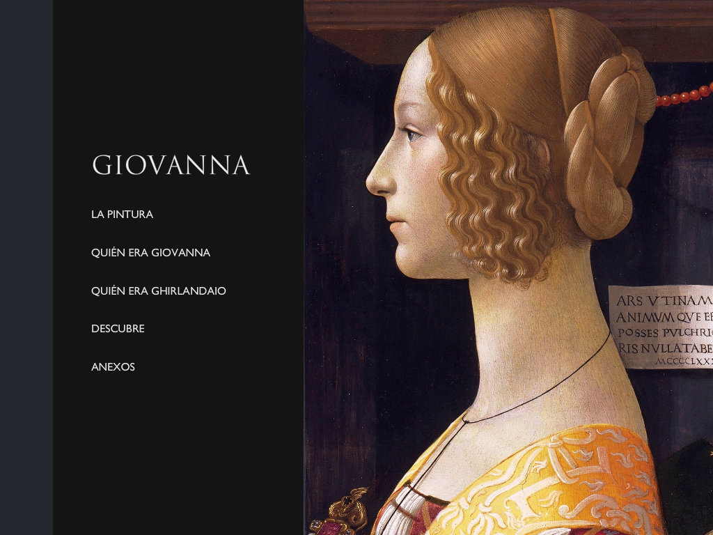 Giovanna - screenshot