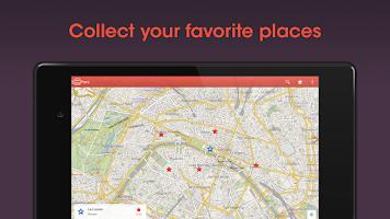 Screenshot of Paris Travel Guide