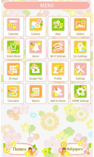 Flower Flow Wallpaper Theme 1.3 Windows u7528 2